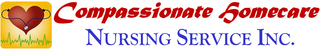 Compassionate Homecare Nursing Services Logo